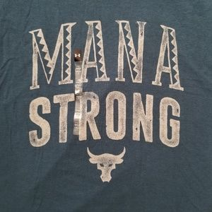 XL Mens Project Rock MANA STRONG Muscle Tank